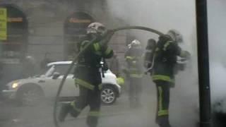 Pompier de strasbourg
