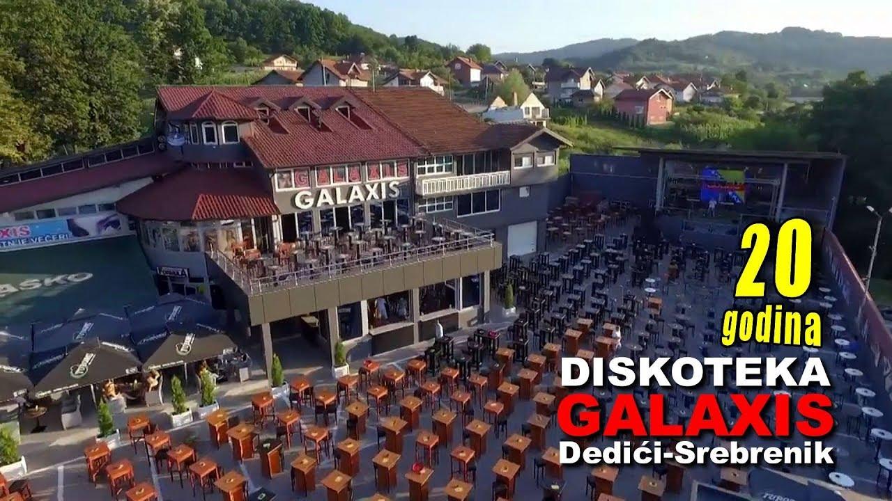20 godina diskoteke Galaxis Srebrenik - YouTube
