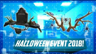 Wie man hier Lies... & Spider Geweih | ROBLOX | HALLOWEEN-EVENT 2018 | itsNJ