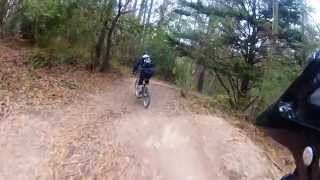 MTB Pacifica DH ride