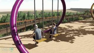 טל גולדברג - קריינות - פארק חמש הפסגות