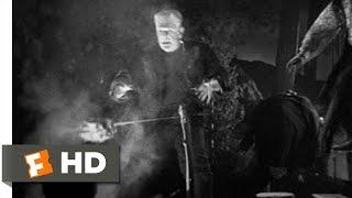 Bride of Frankenstein (2/10) Movie CLIP - Frankenstein is Hungry (1935) HD