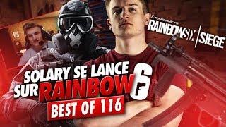 BEST OF SOLARY #116 ► SOLARY SE LANCE SUR RAINBOW 6