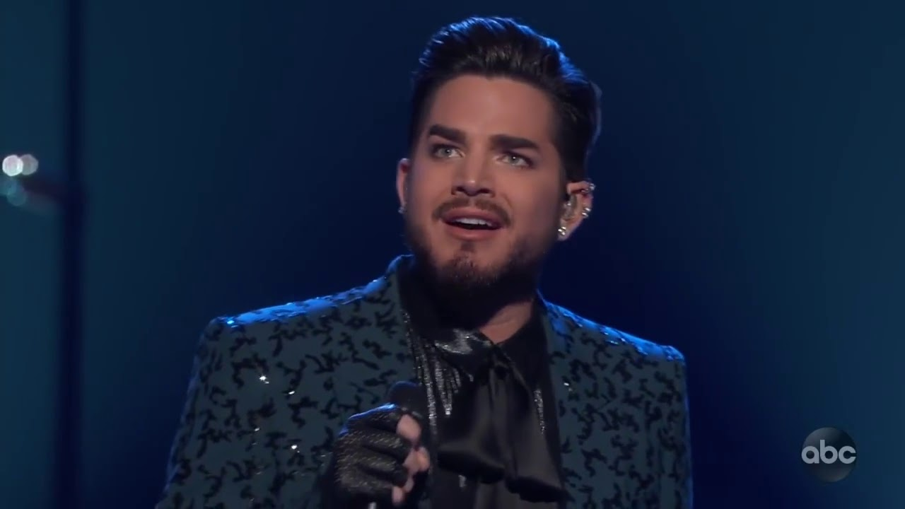 Queen And Adam Lambert 2019 Oscar Opening Performance Youtube