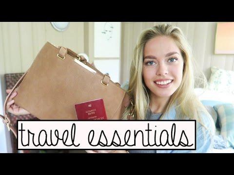In Flight Travel Essentials   Cornelia