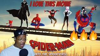 First Time Watching Spider-Man: Into the Spider-Verse (2018) Reaction and Review