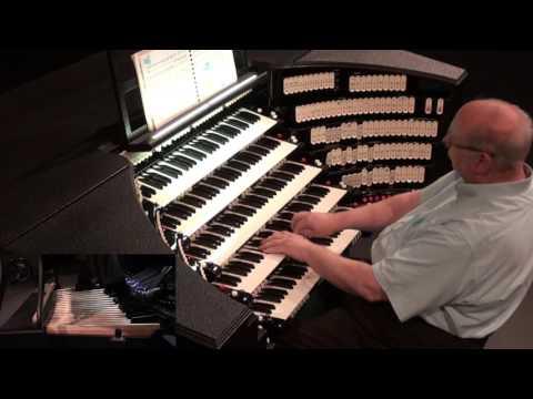 An Unanticipated Encounter between Organs & Organists 53 Years Apart