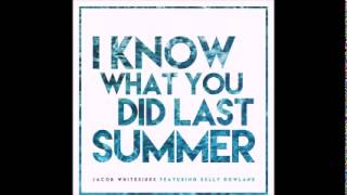 Watch Jacob Whitesides I Know What You Did Last Summer video