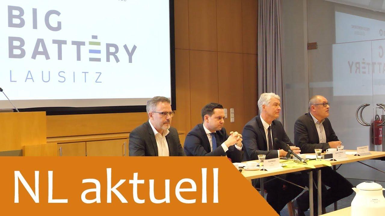 Leag will 50 Megawatt Batteriespeicher in der Lausitz