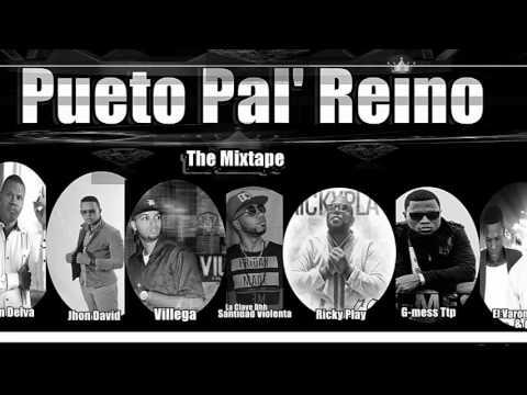 Puesto Pal † Reino 2016 Rap Cristiano Varios Artistas