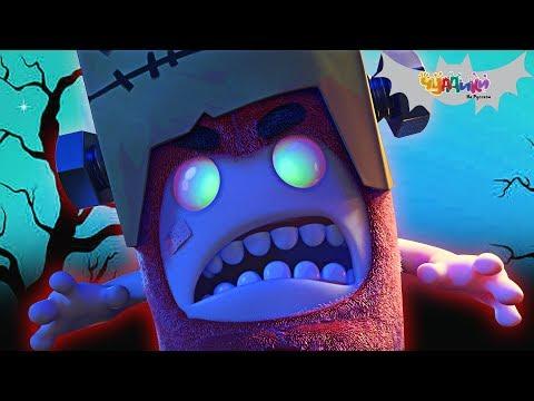 Ужасные монстры мультфильм