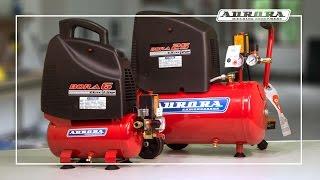 Боря на работе. Безмасляные компрессоры на 6 и 25 литров(Безмасляные необслуживаемые компрессоры прямого привода предназначены для сжатия атмосферного воздуха..., 2014-12-29T08:45:54.000Z)