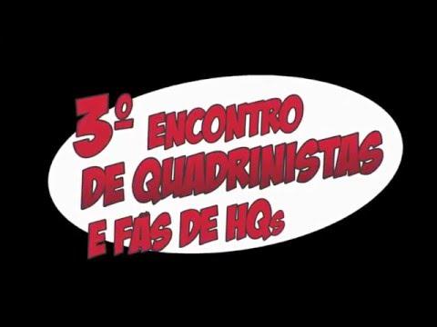 3º Encontro de Quadrinistas e Fãs de HQs