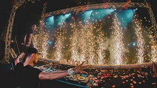 Afrojack India Tour 2015
