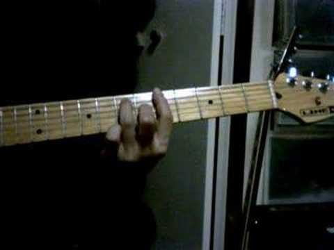 Guitar Chord Demo The Rutlesi Must Be In Love Youtube