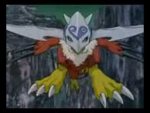 Digimon 02 La pelicula Hurricane Touchdown! & Supreme Evolution! The Golden Digimentals