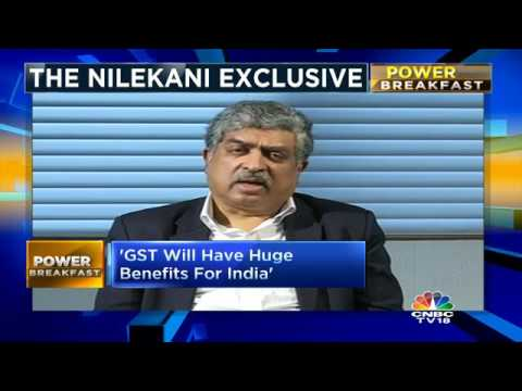 GST Will Have Huge Benefits For India: Nandan Nilekani