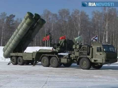 new s 400 anti aircraft missile systems to guard moscow video ria novosti youtube. Black Bedroom Furniture Sets. Home Design Ideas