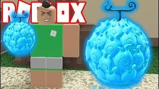 Roblox - Ăn Được Trái Ác Quỷ Hie Hie No Mi Sức Mạnh Chim Trĩ Xanh   Steve's One Piece