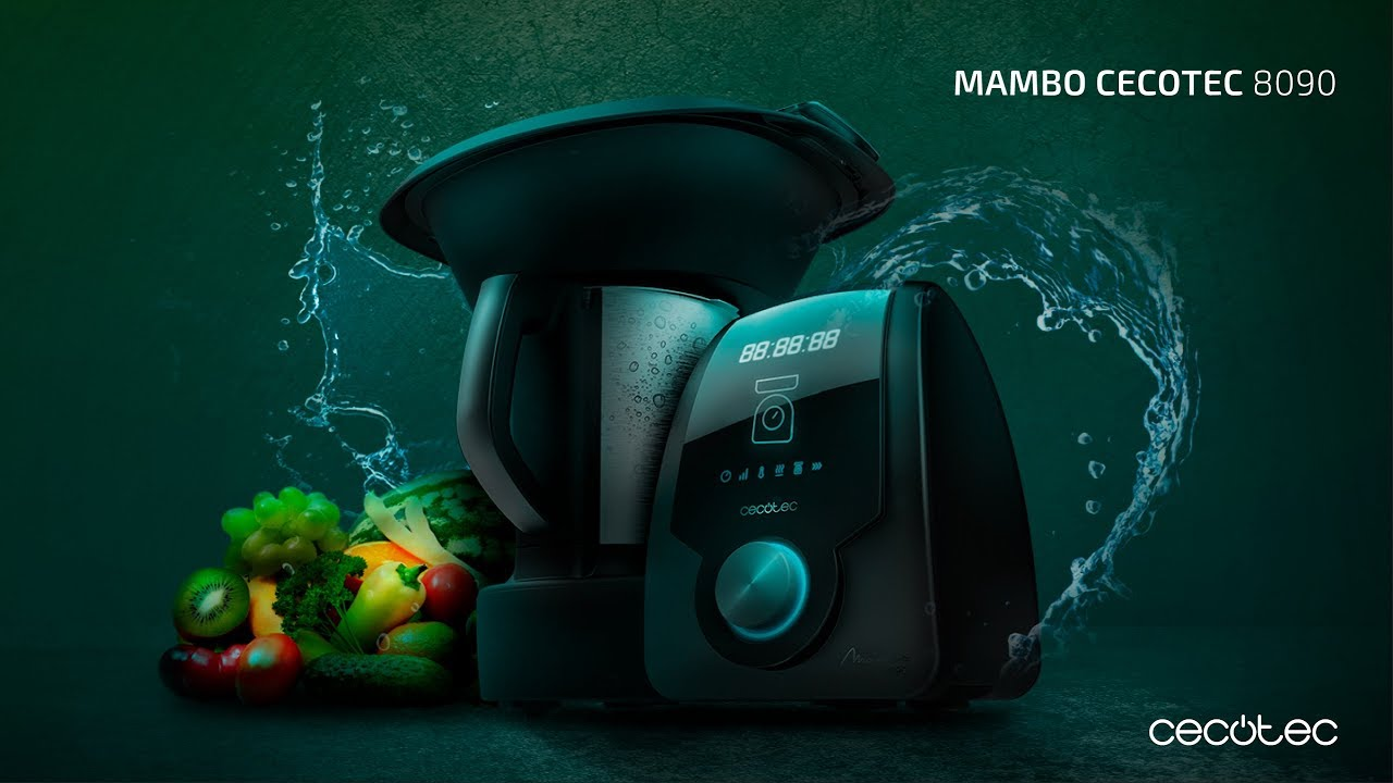 Cecotec Mambo 8090 Robot-Cocina