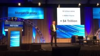 Morgan Stanley's Adam Jonas and the automotive industry disruption at Automotive World Congress thumbnail