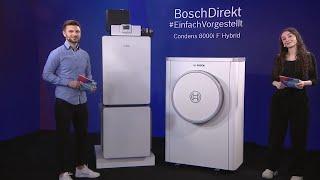 BoschDirekt #EinfachVorgestellt GCH8000i F