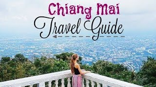 TOP 10 Activities to SEE & DO in Chiang Mai, THAILAND