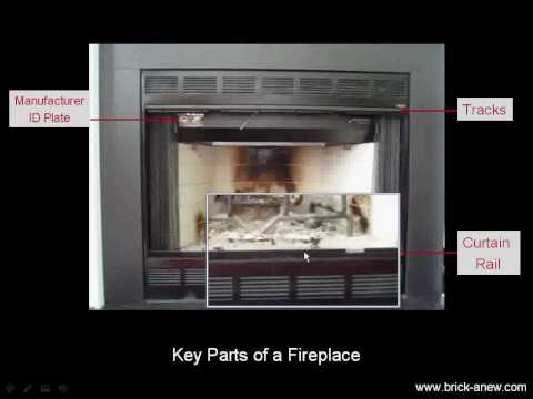 Replacing Prefab Fireplace Doors: Avoid these problems