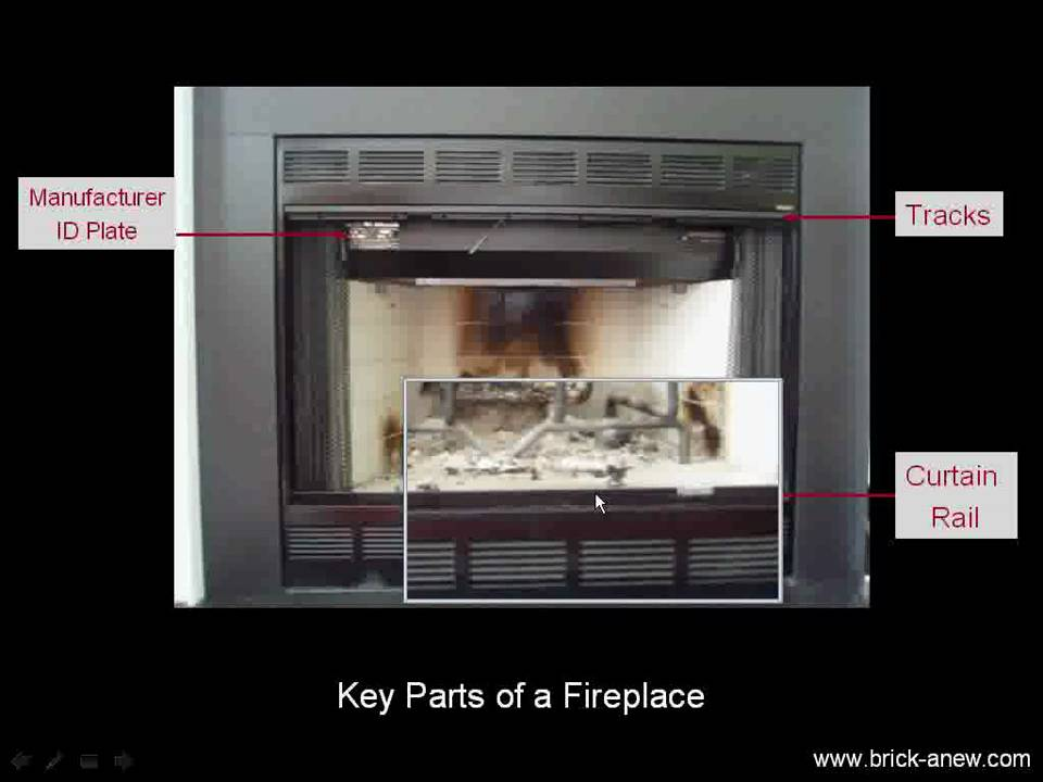 Replacing Prefab Fireplace Doors Avoid These Problems Youtube