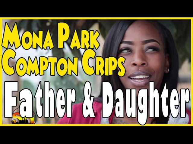 Father & Daughter From Mona Park Compton Crip Talk About Family & Relationships
