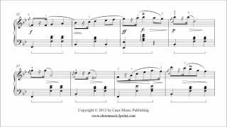 Chopin : Mazurka Op. 7, No. 1