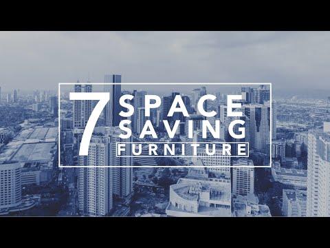 7 Space Saving Furniture