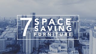 7 Space Saving Furniture