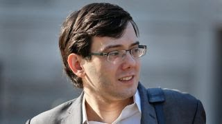 Martin Shkreli guilty on 3 counts