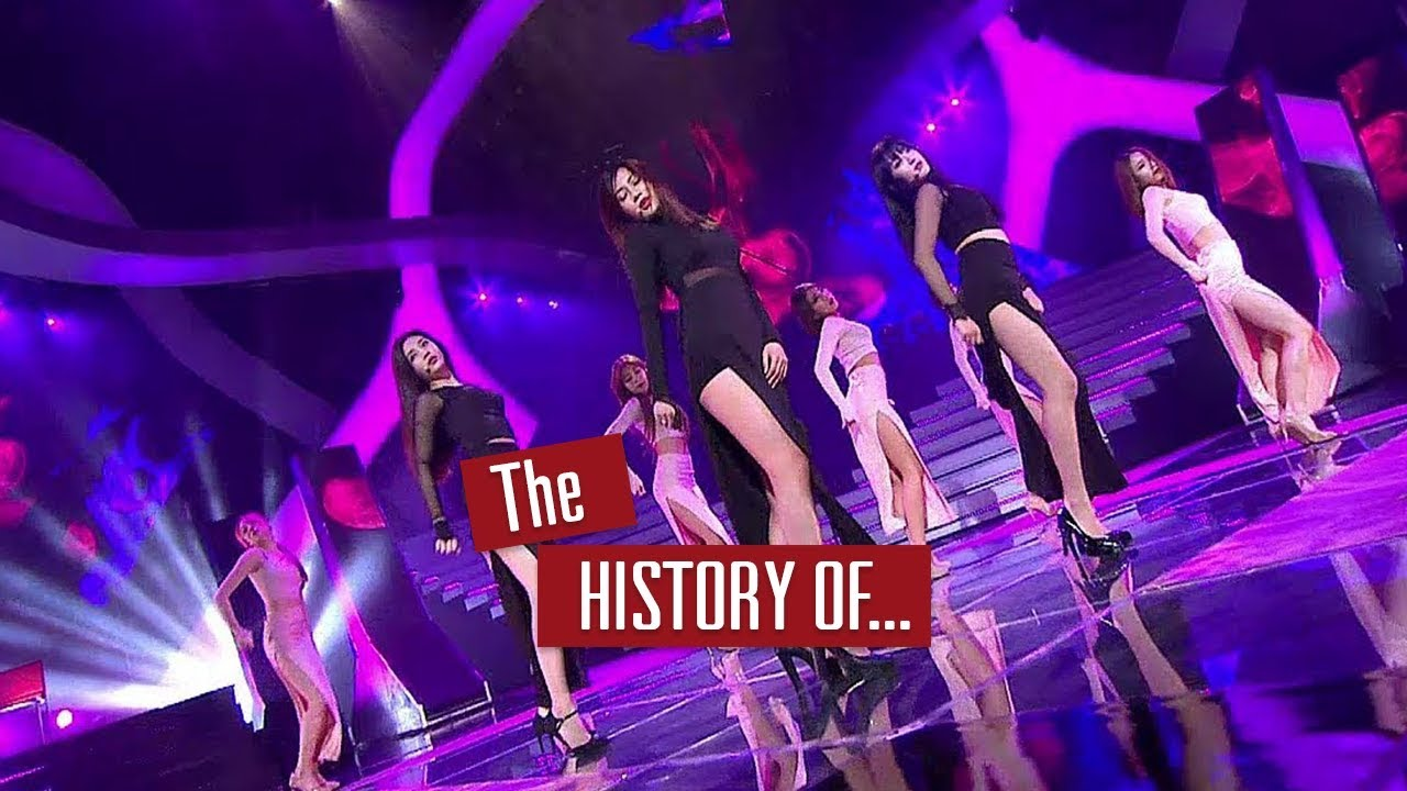 Download The History Of Adult Ceremony (성인식)  || The Pioneer of K-pop's Sexy Concept