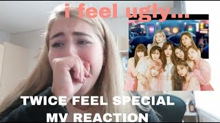 "TWICE ""Feel Special"" M/V {REACTION}"