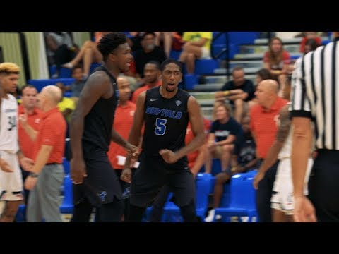 UB Men's Basketball - Cayman Islands Classic vs Cincinnati