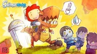 Scribblenauts Unlimited: Vale a Pena Conhecer! (Wii U)