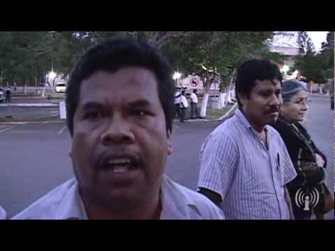 Police Harass Mayan Caravan Headed to COP16, Stop Religious Ceremony at Chichen Itza Ruins