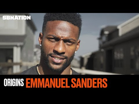 The Emmanuel Sanders Story - Origins, Episode 19