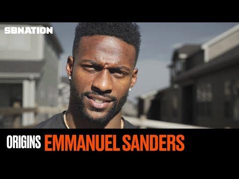 The Emmanuel Sanders Story - Origins, Episode 19