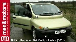Richard Hammond Fiat Multipla Review (2001)