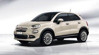 Премьера !  Fiat 500X !  Узнай о новейшем кроссовере от Fiat !