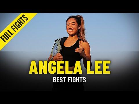 Angela Lee's Best Fights | ONE Championship Legends