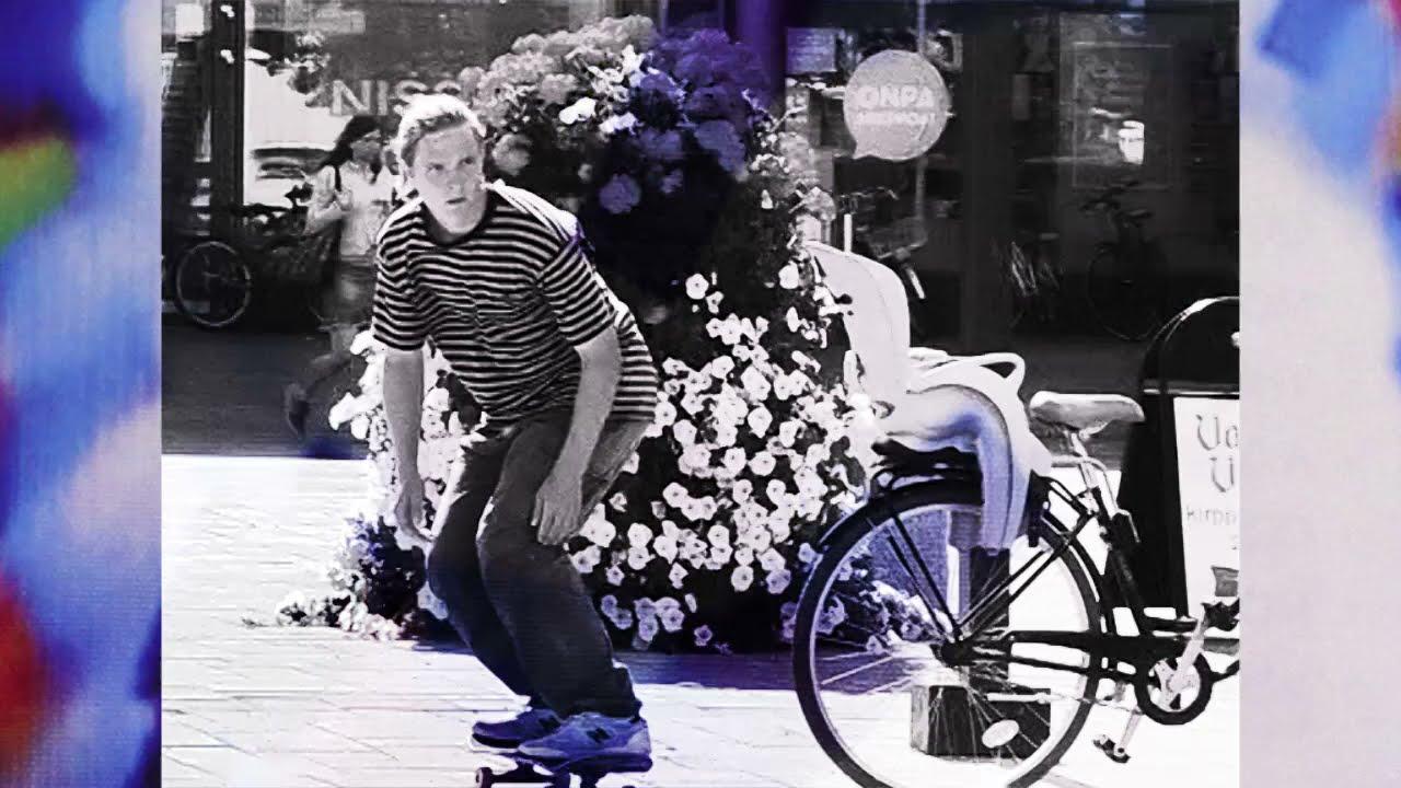 Joel Juuso - Possessed by Skateboarding