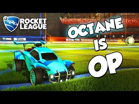 Octane is OP   Rocket League Montage
