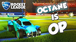 Octane is OP | Rocket League Montage