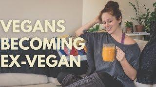 I'm No Longer Vegan... | Vegans Selling Out