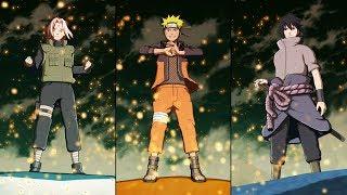 Naruto Shippuden - Llega La Temible Diosa Kaguya (en Español)