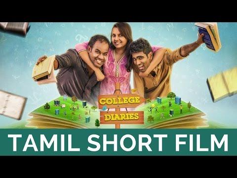 College Kadhal - Best Comedy Short Film By Pradeep Ranganathan | Full HD Movie